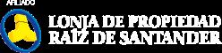 Afiliado a la Lonja de Propiedad Raiz de Santander
